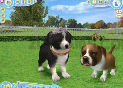 Download the game Dogz