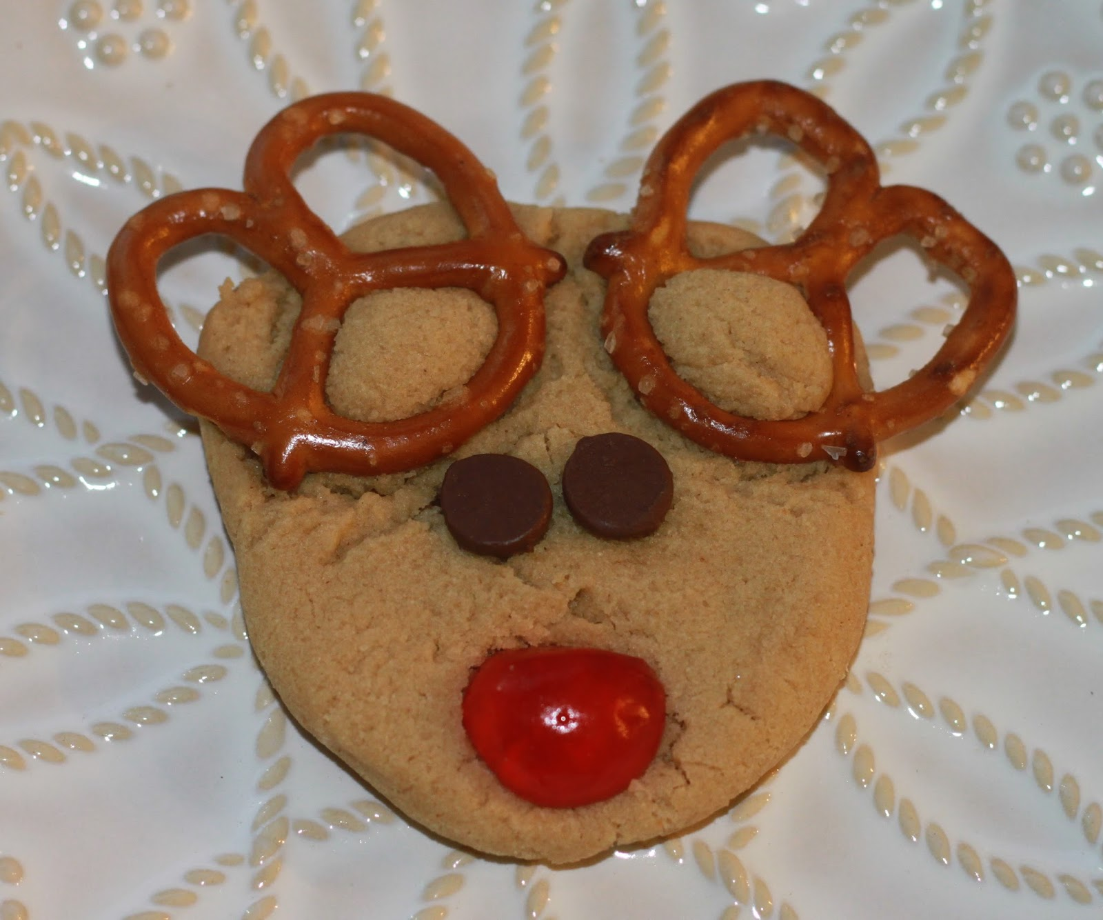 Crazy For Cookies And More Peanut Butter Reindeer Cookies