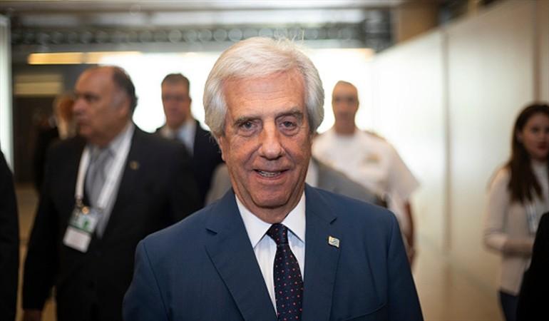 Presidente de Uruguay, Tabaré Vázquez, revela que tiene un nódulo pulmonar