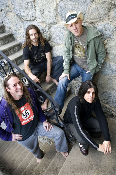 Horns Up Rocks: TOOL: NEW Album Delayed Due To Injuries