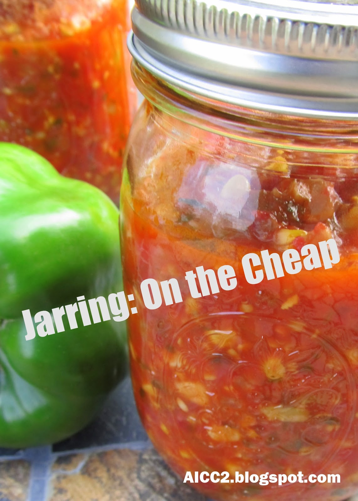 and I can cook, too : Jarring 101