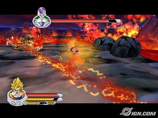 Dragon Ball Z: Sagas (PS2) 2005