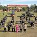 Anniversary 30 Tahun Alumni Akpol Batalion Bhara Daksa, Wakapolda Sumbar Melepas Seribu Paket Sembako di Mako Brimob