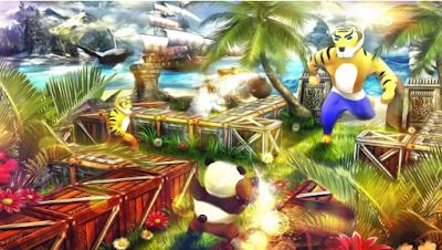 Super Panda Hero Mod Apk