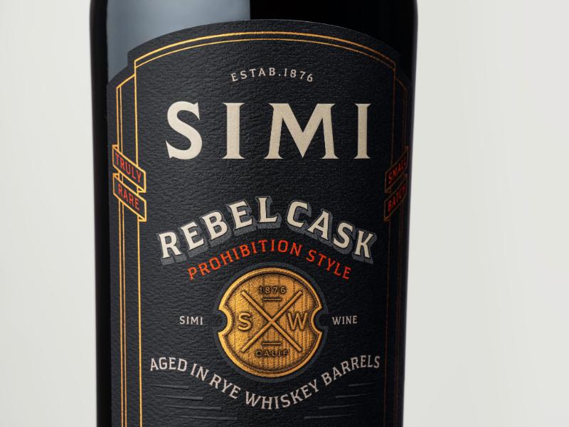 SIMI Rebel Cask Wine