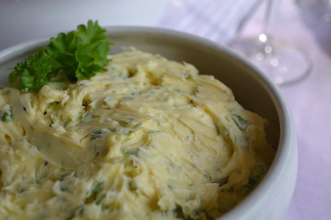 potatis i ugn med vitlök