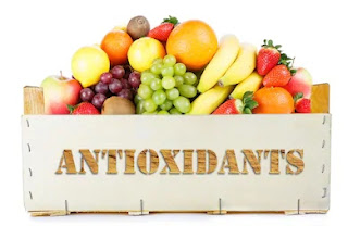 antioxidant rich food helps in body purification