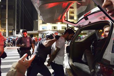 Hasan Zarif – do movimento pró-Palestina  foi preso em São Paulo