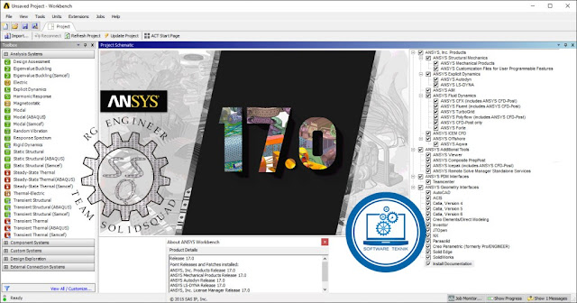 ANSYS Product v17.0