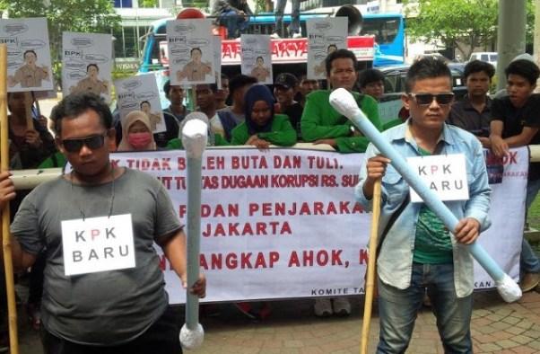 Ahok Ditawari Pegang BUMN, Marzuki Alie: Dugaan Korupsi Temuan BPK Diselesaikan Dulu
