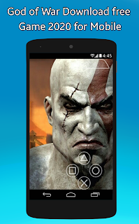 Download God of War free Mobile Games 2020 not need the Internet