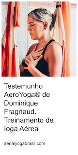 treinamento aerial yoga brasil