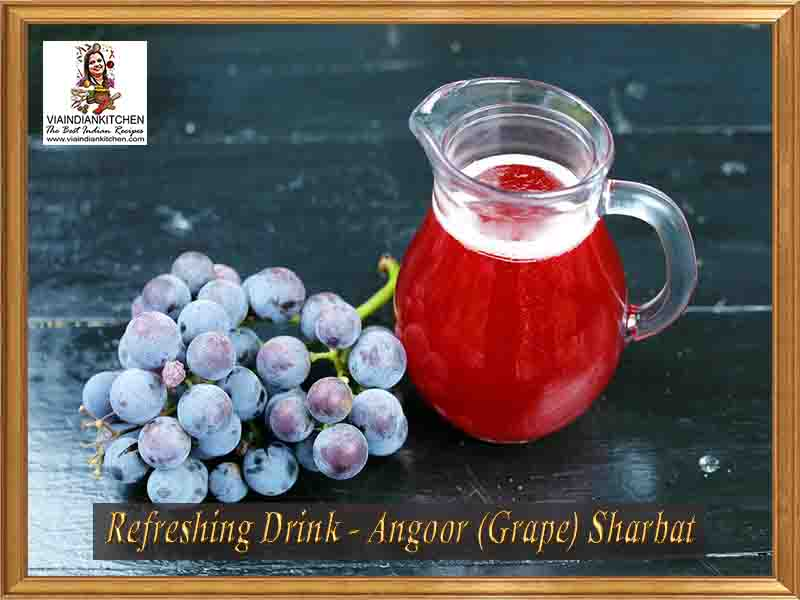 viaindiankitchen-refreshing-drinks-angoor-grapes-sharbat