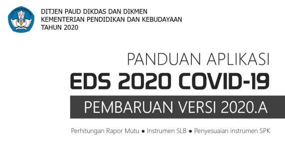 Panduan Penggunaan Aplikasi PMP EDS 2020 Covid-19 Versi 2020.A