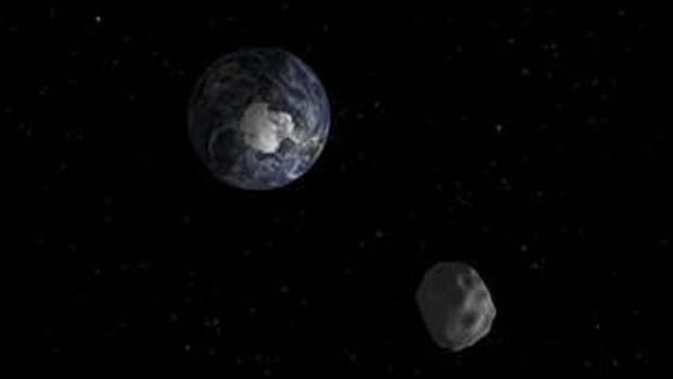 NASA Awasi Asteroid Raksasa Mendekati Bumi Bulan Depan