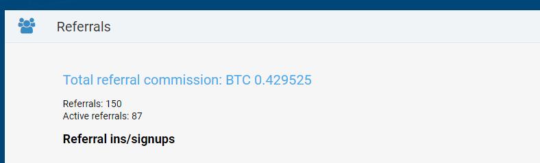 Активность наших инвесторов в Bitcy