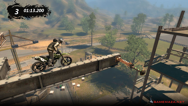 Trials Evolution Gold Edition Gameplay Screenshot 4