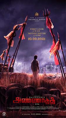 Annaatthe Movie