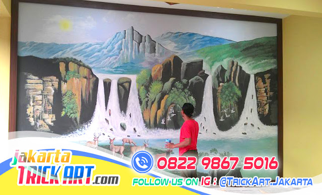 harga lukis dinding per meter, ongkos lukis dinding, harga jasa mural, biaya pembuatan mural, harga mural per meter, harga lukis mural, lukis dinding café, jasa lukis tembok Surabaya, Jasa Mural Café