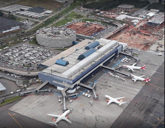 FIERGS manifesta preocupação com atraso na pista do aeroporto