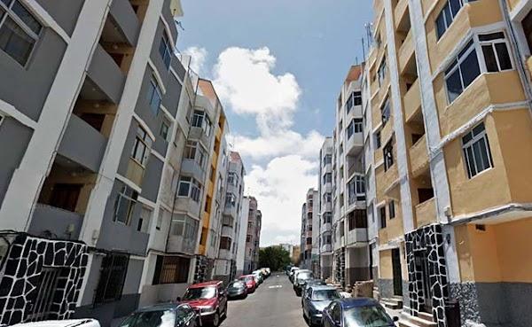 Herido por disparos en Las Palmas de Gran Canaria