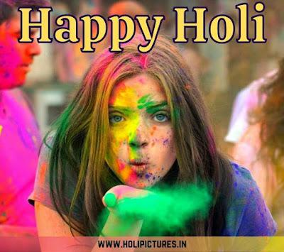 happy Holi HD images