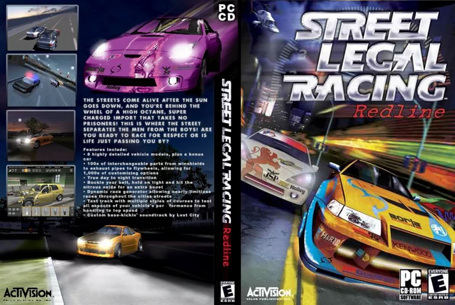 Street Legal Racing Redline Free Download Poster