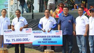 Azis Ajak Masyarakat Kota Cirebon Untuk Menabung