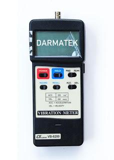 Darmatek Jual Lutron VB-8200 Vibration Meter WA : +6281932632003