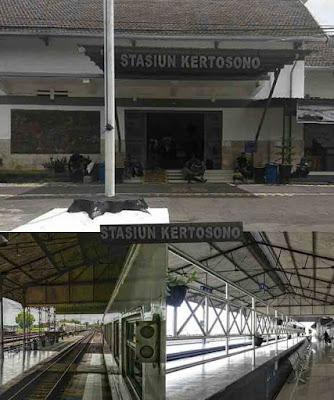 Stasiun Kertosono