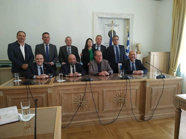Υπεγράφη επιχειρησιακή συμφωνία μεταξύ της Περιφέρειας Πελοποννήσου και του ΕΦΕΠΑΕ