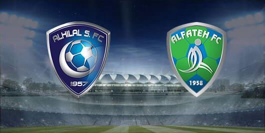 مشاهدة مباراة الهلال والفتح بث مباشر بتاريخ 31-10-2019 الدوري السعودي