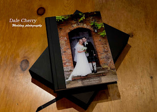 Hertfordshire wedding photographer storybook album