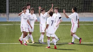 Alcobendas 0-1 Juvenil B.
