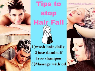 Tips To Stop Hair Fall | Hair Loss Tips