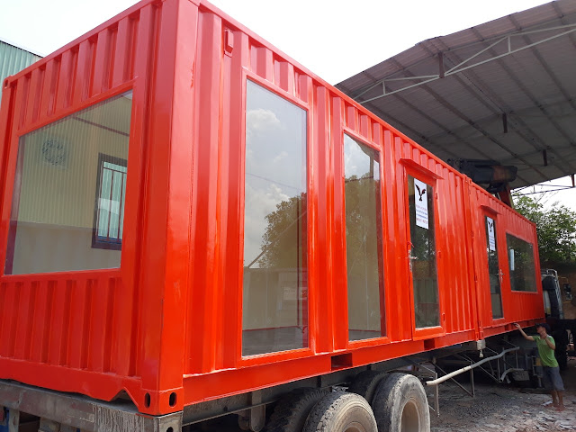Giá Container Tại Phan Thiết