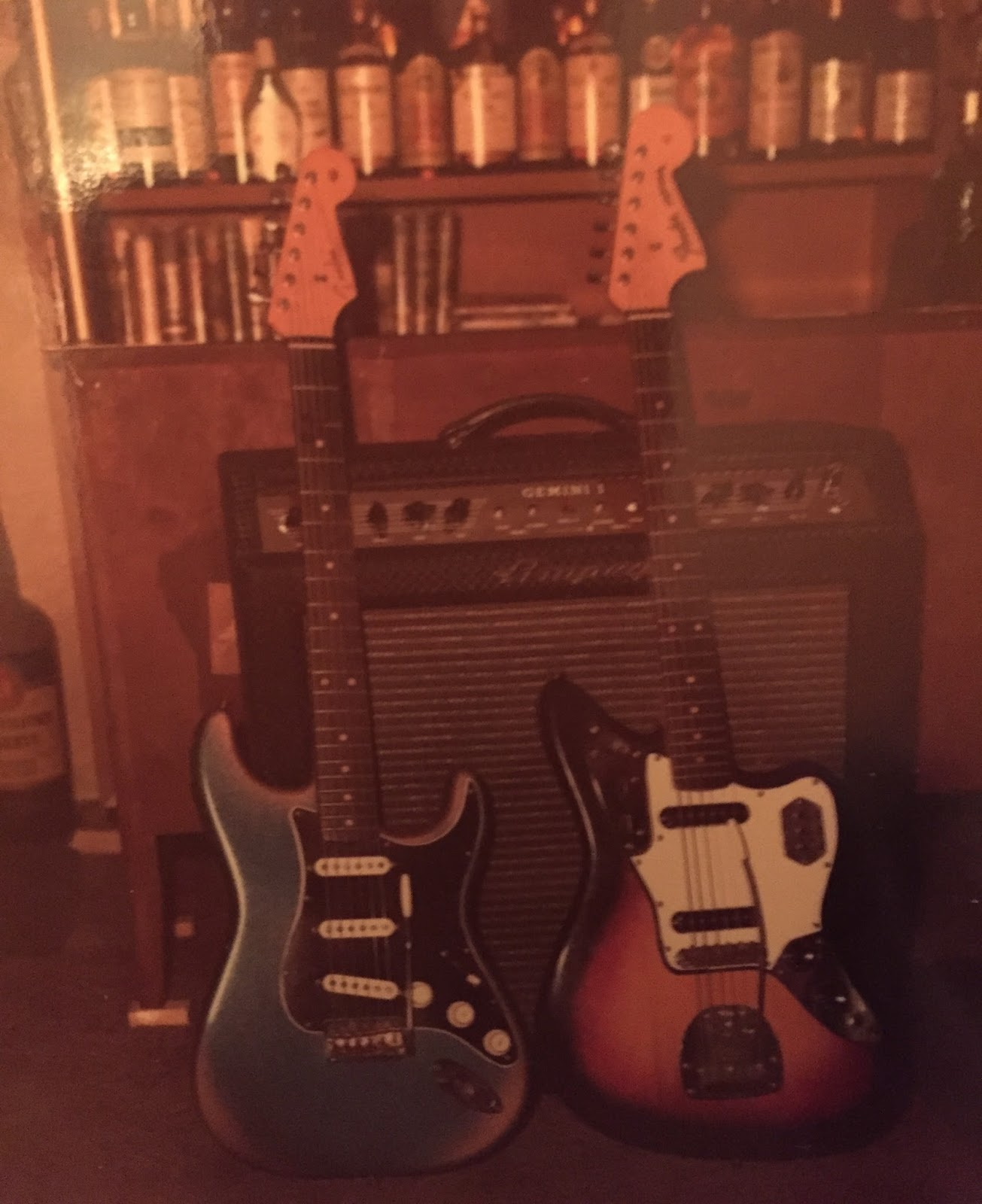 voodoo guitar 2016