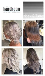 skyllefarve til gråt hår