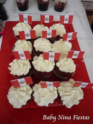 peruvian cupcakes
