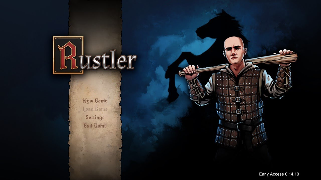 Walkthrough Rustler - game guide