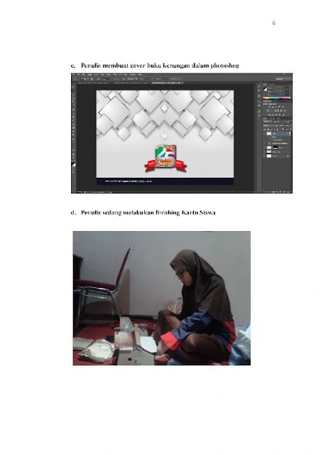 Free Laporan .DOC : Contoh Laporan Prakerin Multimedia Di Studio Foto