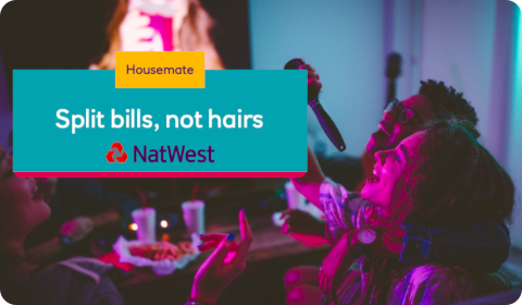 NatWest Housemate