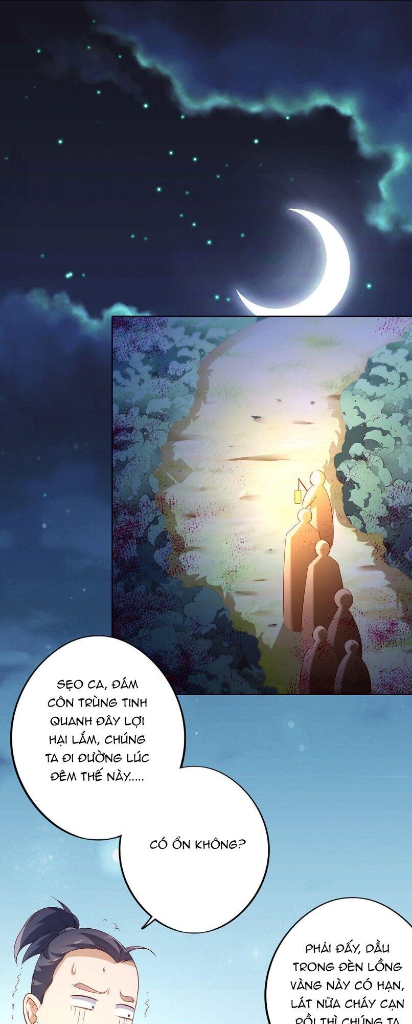 Thiên Kim Bất Hoán chap 7 - Trang 29