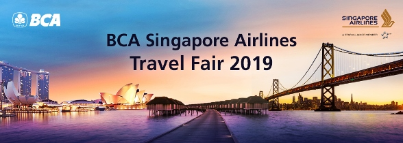Singapore Airlines Travel Fair