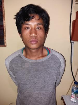 Kapolsek Purba Paparkan Kasus Pencurian Sp. Motor, Pelaku Berumur 17 Tahun