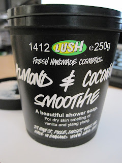 Lush Almond & Coconut Smoothie