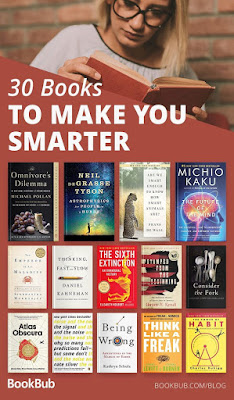 Free Download 30 Nonfiction Books That Are Sure to Make You Smarter