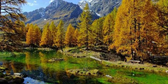 Blog di viaggi,trekking in Italia - Itinerari di 2 giorni Valle D'Aosta