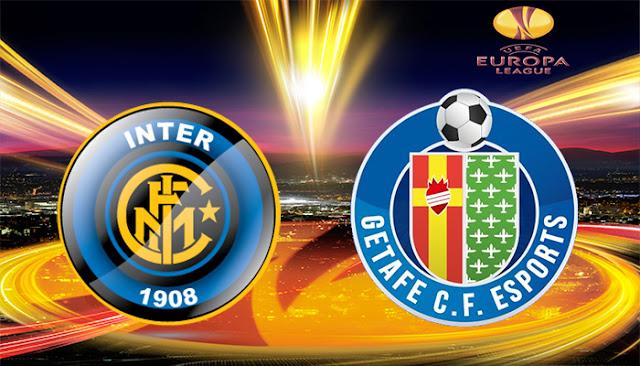 موعد مباراة إنتر ميلان القادمة ضد خيتافي والقنوات الناقلة في قمة مباريات الذهاب من دور الـ 16 لبطولة الدوري الأوروبي موسم 2019-2020