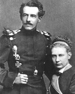 Herzogin Wera von Württemberg, Großfürstin Wera Konstantinowna von Russland